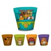 Kit de Pipoca Scooby-Doo Todos na Máquina do Mistério