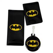 Kit Viagem Batman Logo