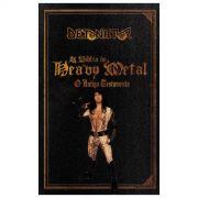 Livro Detonator - A Bíblia do Heavy Metal