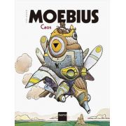 Graphic Novel Moebius - Caos