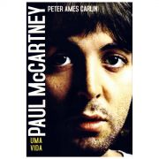 Livro Paul McCartney Uma Vida
