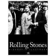 Livro Rolling Stones A Biografia Ilustrada