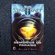 Livro Starcraft 2 Demônios do Paraíso