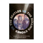 Livro The Beatles vs The Rolling Stones