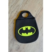 Lixeira Para Carro DC Batman Logo