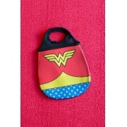 Lixeira Para Carro DC Wonder Woman Body Customs