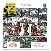 LP Jorge Ben A Tábua De Esmeralda