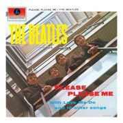 LP The Beatles - Please Please Me