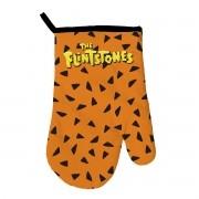 Luva de Forno HB Os Flintstones Black Dots