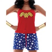 Macaquinho DC Comics New Wonder Woman
