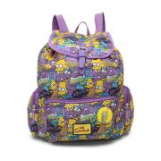 Mochila com Tampa The Simpsons Squishee