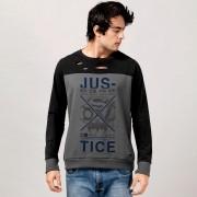 Moletinho Bicolor Liga da Justiça Justice Japanese