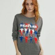 Moletinho Texturizado The Beatles Help