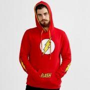 Moletom Masculino The Flash Logo