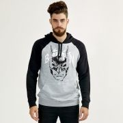 Moletom Raglan Batman Dark Alley