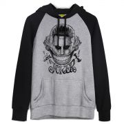 Moletom Raglan Esquadrão Suicida The Joker Damaged