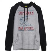 Moletom Raglan Superman College