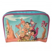 Necessaire HB Os Flintstones Grande Família
