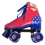 Patins Wonder Woman Retrô