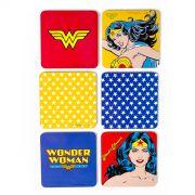 Porta Copos DC Comics Wonder Woman