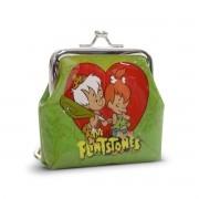 Porta-Moedas HB Os Flintstones Bam-bam & Pedrita