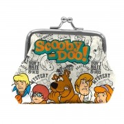 Porta Moedas Scooby-Doo Everybody Scared