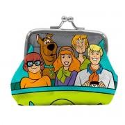 Porta Moedas Scooby-Doo Everybody in The Mystery Machine