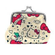 Porta Moedas Hello Kitty Tattoo Old School
