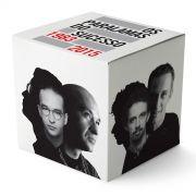 Caixa com CDs Os Paralamas do Sucesso 1983-2015