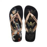 Chinelo Feminino Batman Vs Superman Warrior Diana