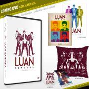 Combo com DVD Luan Santana Acústico + Almofada