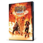 DVD Kiss Rock Vegas Nevada