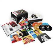 Produto IMPORTADO Kit Box Elvis Presley The Album Collection + Camiseta GRÁTIS