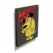 Quadro Corrida Maluca Muttley
