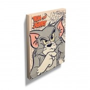 Quadro Tom e Jerry Mad