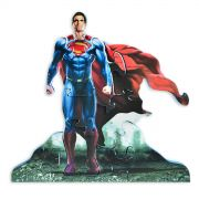 Quebra-Cabeça 3D Batman VS Superman The Man of Steel