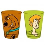 Set 2 Copos Caldereta Scooby-Doo e Salsicha