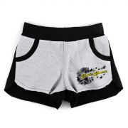 Shorts de Moletom Wonder Woman Stars