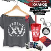 Super Combo Feminino Fresno XV Anos