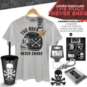 Super Combo Masculino 89 FM A Rádio Rock The Rock Never Ends