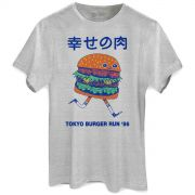 T-shirt Feminina BDP Clothing Burguer Run ´89