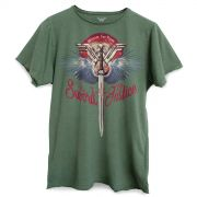 T-shirt Feminina Wonder Woman The Sword of Justice