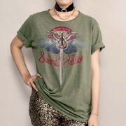 T-shirt Feminina Wonder Woman The Sword of Justice
