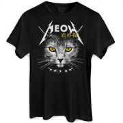 T-shirt Feminina BDP Clothing Meow