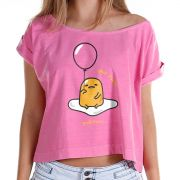 T-shirt Premium Feminina Gudetama Festa