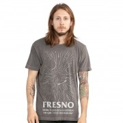 T-Shirt Premium Masculina Fresno Onde Fica a Estrela