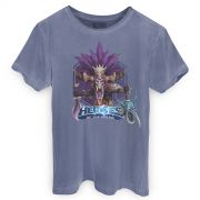 T-shirt Premium Masculina Heroes Of The Storm Nazibu