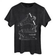 Camiseta Masculina Fresno Shuttles