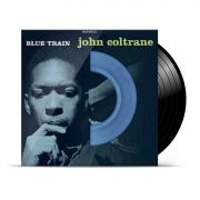 Vinyl John Coltrane Blue Train - Coloured