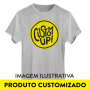 Camiseta Baby Look CustomUP Mescla